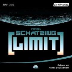 Limit, 22 Audio-CDs - Schätzing, Frank