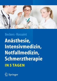 Anästhesie, Intensivmedizin, Notfallmedizin, Sc...