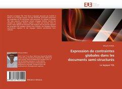 Expression de Contraintes Globales Dans Les Documents Semi-Structurés - KHALIL, Wissam