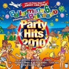 Ballermann 6 Balneario präsentiert: Die Party Hits 2010