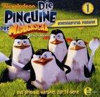 Die Pinguine aus Madagascar - Geheimauftrag: Pinguine, 1 Audio-CD