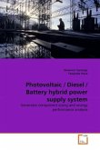 Photovoltaic / Diesel / Battery hybrid power supply system
