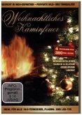 Weihnachtliches Kaminfeuer