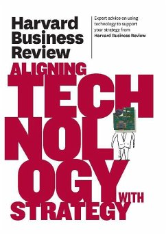 Harvard Business Review on Aligning Technology with Strategy - Review, Harvard Business