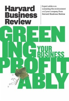 Harvard Business Review on Greening Your Business Profitably - Review, Harvard Business