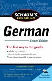 Schaum's Easy Outlines: German