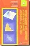 Problemas de probabilidad e inferencia estadística aplicadas a las ciencias sociales