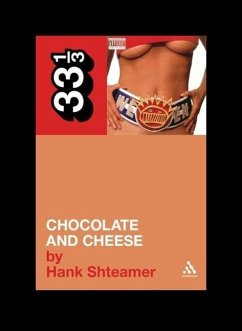 Ween's Chocolate and Cheese - Shteamer, Hank