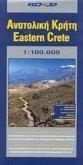 Crete / Kreta East 1 : 100 000