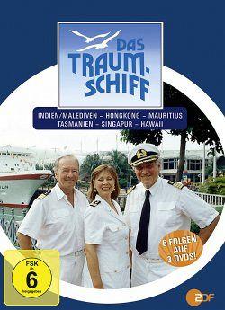 Das Traumschiff DVD-Box 7 3 Discs