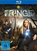 Fringe - Die komplette zweite Staffel (4 Discs)