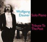 Tribute To The Past-Solo Piano