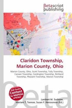 Claridon Township, Marion County, Ohio
