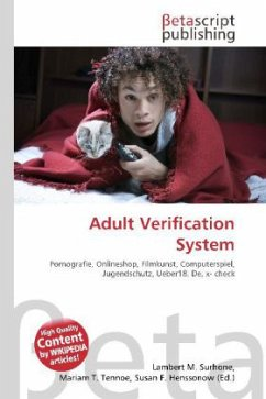 Adult Verification System