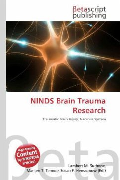 NINDS Brain Trauma Research
