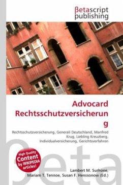 Advocard Rechtsschutzversicherung