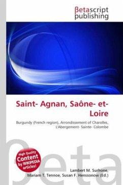 Saint- Agnan, Saône- et- Loire