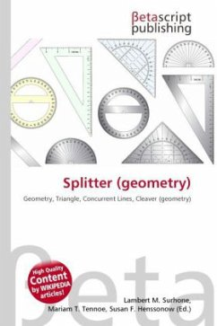 Splitter (geometry)