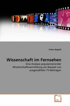 Wissenschaft im Fernsehen - Begolli, Celina