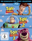 Toy Story / Toy Story 2 / Toy Story 3 (3 Discs)