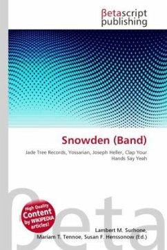 Snowden (Band)
