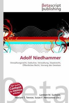 Adolf Niedhammer