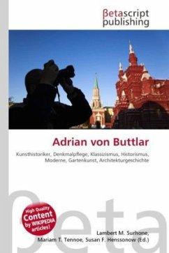 Adrian von Buttlar