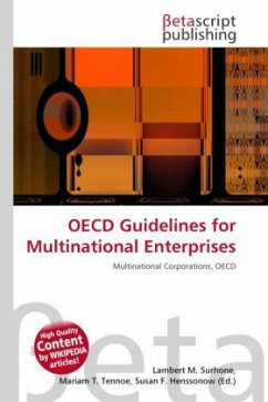 OECD Guidelines for Multinational Enterprises