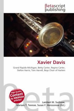 Xavier Davis
