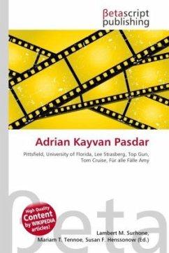 Adrian Kayvan Pasdar