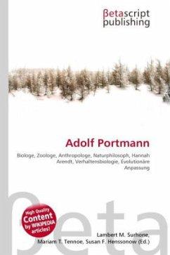 Adolf Portmann
