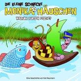 Warum pupsen Fische?, 1 Audio-CD / Die kleine Schnecke, Monika Häuschen, Audio-CDs Nr.13