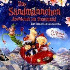Abenteuer Im Traumland-Soundtrack Zum Kinofilm - Komponist: Das Sandmännchen