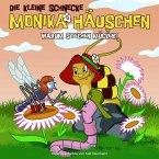 Warum stechen Mücken?, 1 Audio-CD / Die kleine Schnecke, Monika Häuschen, Audio-CDs Nr.12
