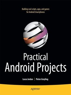 Practical Android Projects - Jordan, Lucas L .; Greyling, Pieter