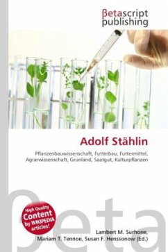 Adolf Stählin