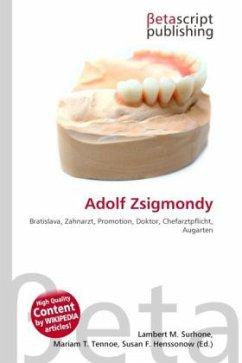 Adolf Zsigmondy