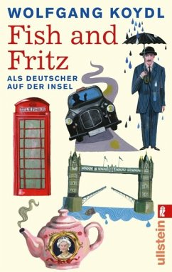 Fish and Fritz (eBook) - Wolfgang Koydl