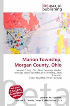 Marion Township, Morgan County, Ohio