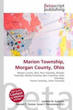Marion Township, Morgan County, Ohio
