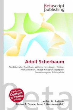 Adolf Scherbaum