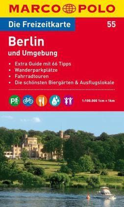 Die Freizeitkarte Berlin und Umgebung
