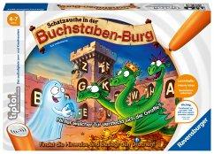 Ravensburger 00737 - tiptoi® Schatzsuche in der Buchstabenburg