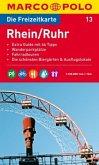 Die Freizeitkarte Rhein / Ruhr