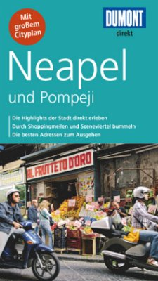 DuMont direkt Neapel und Pompeji - Helbert, Frank; Vitiello, Gabriella