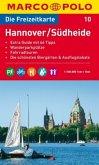 Die Freizeitkarte Hannover, Südheide