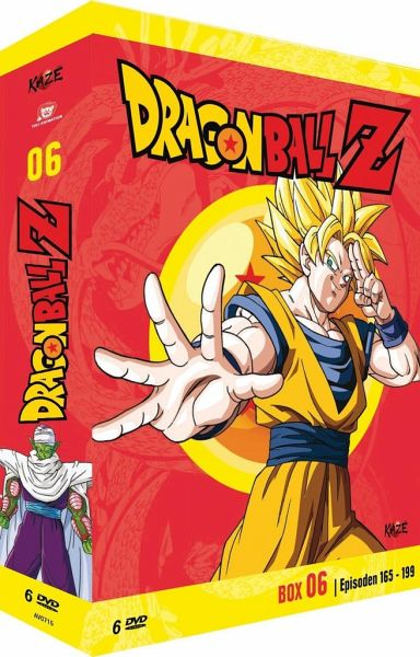 Dragonball Z Dvd Box Komplett