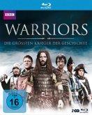 Warriors - Die größten Krieger der Geschichte (2 Discs)