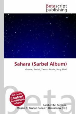 Sahara (Sarbel Album)