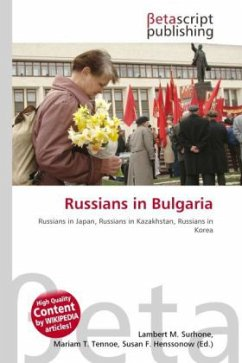 Russians in Bulgaria